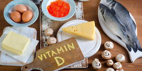 Ketahui Vitamin D Dalam Buah Dan Sayuran