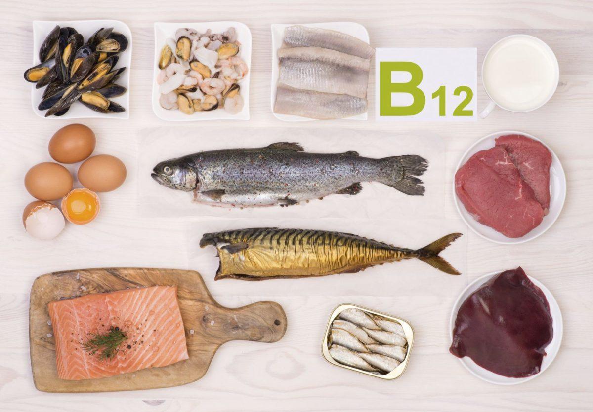 Makanan Untuk Anda Yang Anemia Defisiensi Vitamin B12