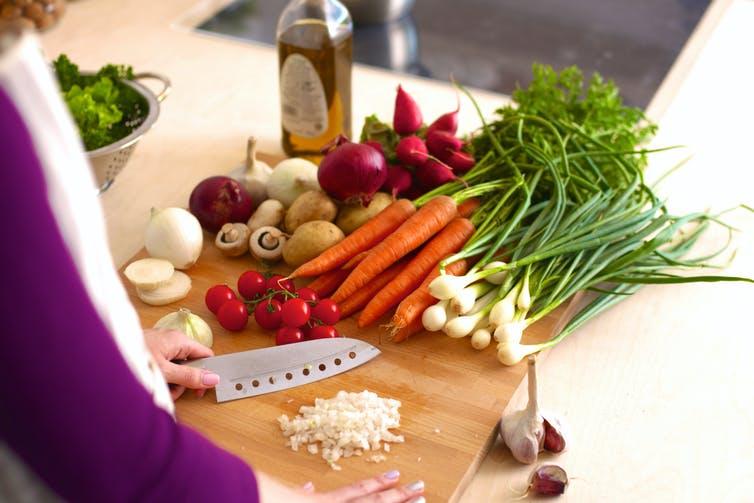 Masakan Rumah Lebih Sehat dan Untuk Mengubah Kebiasaan Makan Untuk Selamanya